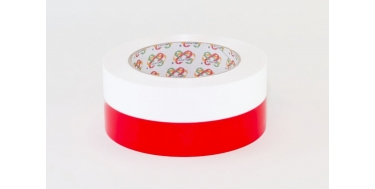 """PP PRINTED RIBBON WITH """"FLAG"""" PATTERN"""