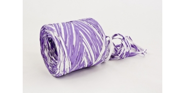 "PP RIBBON ""TWO-COLOURED RAFFIA"""